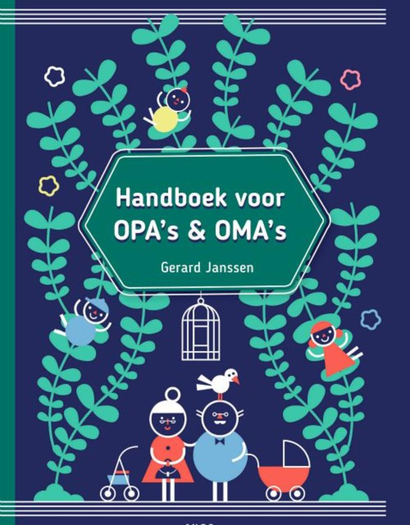Uitgeverij Snor Uitgeverij Snor - Handboek voor opa's & oma's