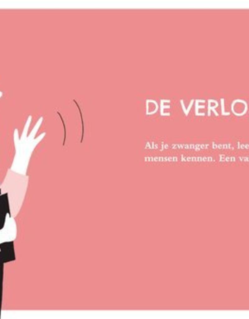 Uitgeverij Snor Uitgeverij Snor - Zwangerschapsboek voor vrouwen