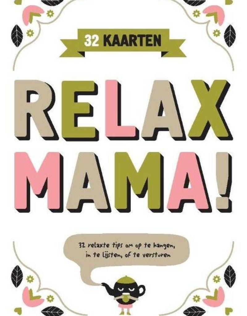 Uitgeverij Snor Uitgeverij Snor - Relax mama postkaarten