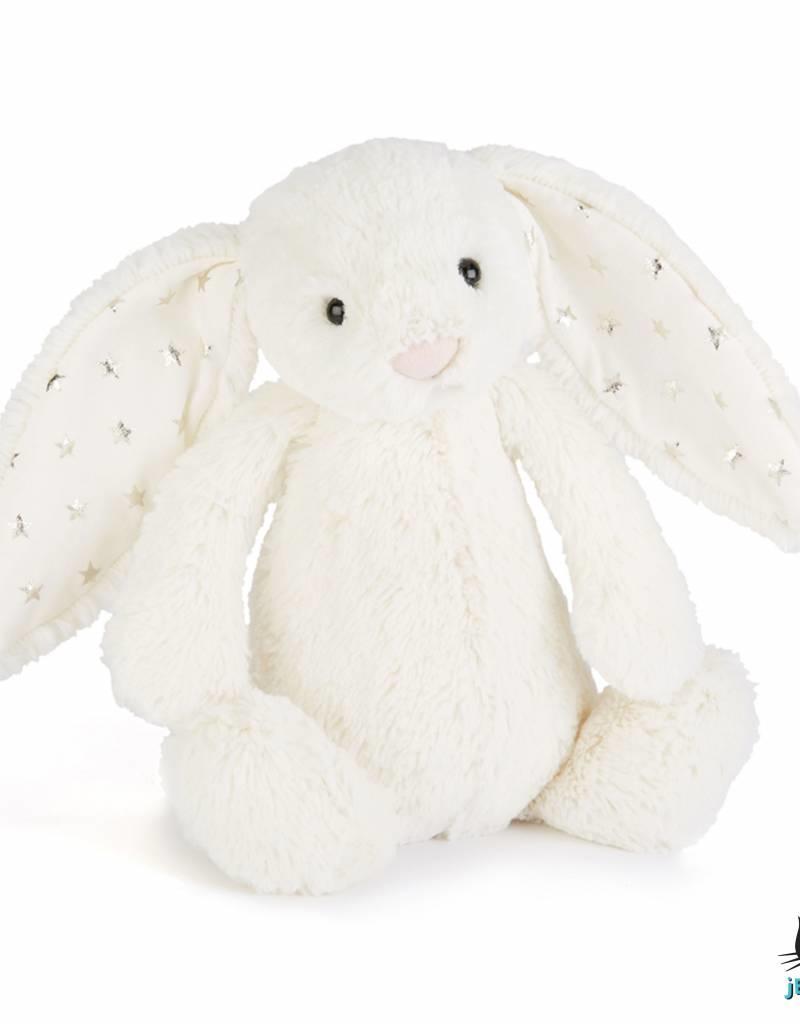 Jellycat Jellycat Bashful Twinkle Bunny Cream 19cm