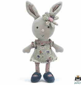 Jellycat Jellycat Gorgeous Girly Bunny (Laatste!)