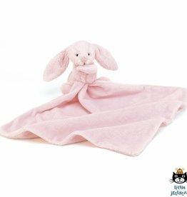 Jellycat Jellycat Bashful Bunny Blankie Pink