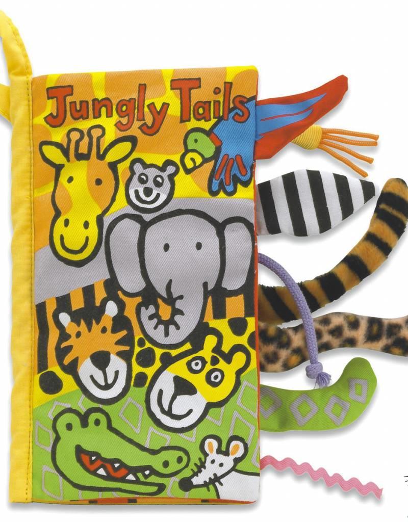 Jellycat Jellycat Jungly tails book - staartenboek