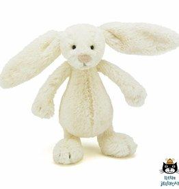 Jellycat Jellycat Bashful Bunny Cream 18cm (Laatste!)