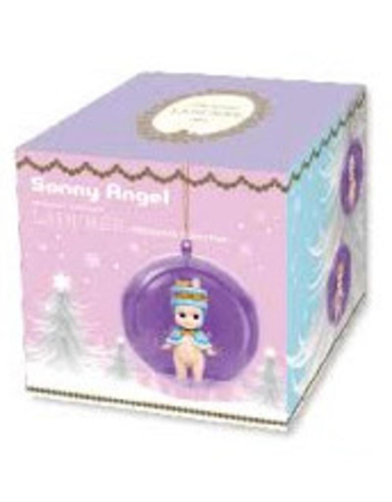 Sonny Angel Sonny Angel Christmas Ornament Laduree Macaron Rose