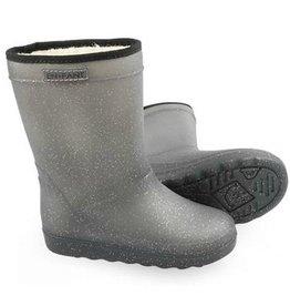 En-Fant En-Fant thermo regenlaarsjes grijs glitter (titanium)