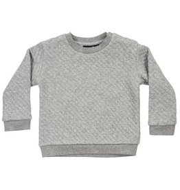 CarlijnQ   Nu -25% KORTING CarlijnQ Sweater Chunky Grey (Laatste! Maat 86/92)