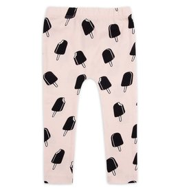 CarlijnQ CarlijnQ Icecream pink legging (Laatste! Maat 50/56)