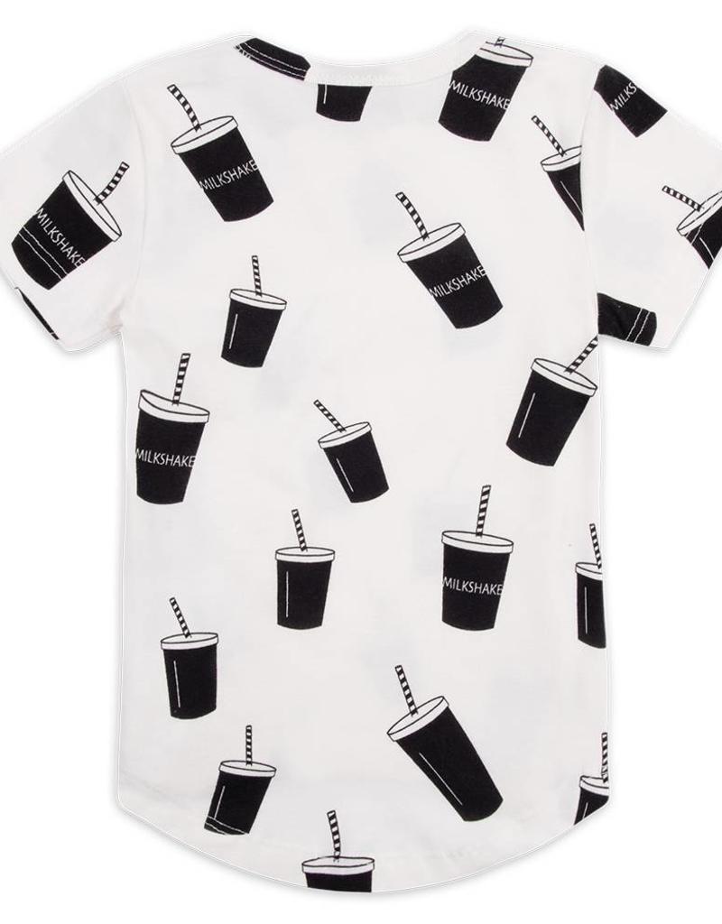 CarlijnQ   Nu -25% KORTING CarlijnQ Milkshake t-shirt (Laatste! Maat 50/56)
