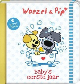 Woezel en Pip Woezel en Pip - Baby's eerste jaar