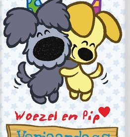 Woezel en Pip Woezel en Pip - verjaardagskalender