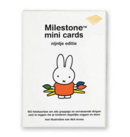 Milestone Cards Milestone Mini Cards Nijntje Editie NL (Laatste!)