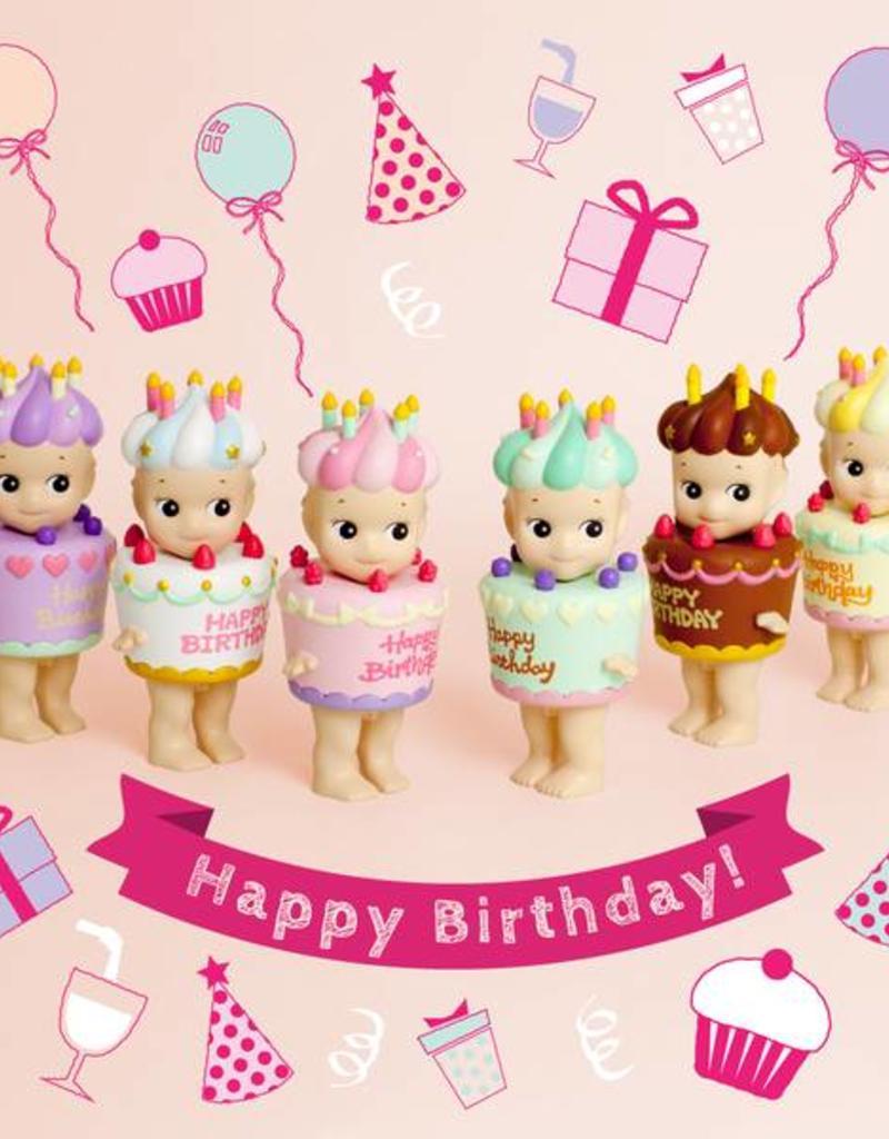 Sonny Angel Sonny Angel Birthday Gift Blueberry Cake