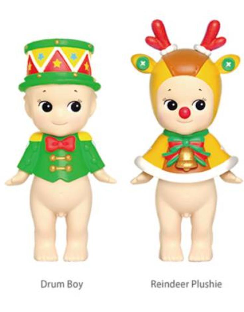 Sonny Angel Sonny Angel Wood Doll Santa (special edition Christmas 2017)
