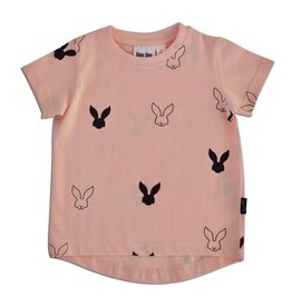 Deer One Deer One Peach Bunny Love T-shirt