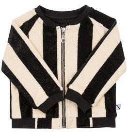 CarlijnQ | Nu -25% KORTING CarlijnQ Mr. Tiger bomber jacket lined with black jersey