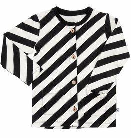 CarlijnQ | Nu -25% KORTING CarlijnQ Electric zebra cardigan met zakken