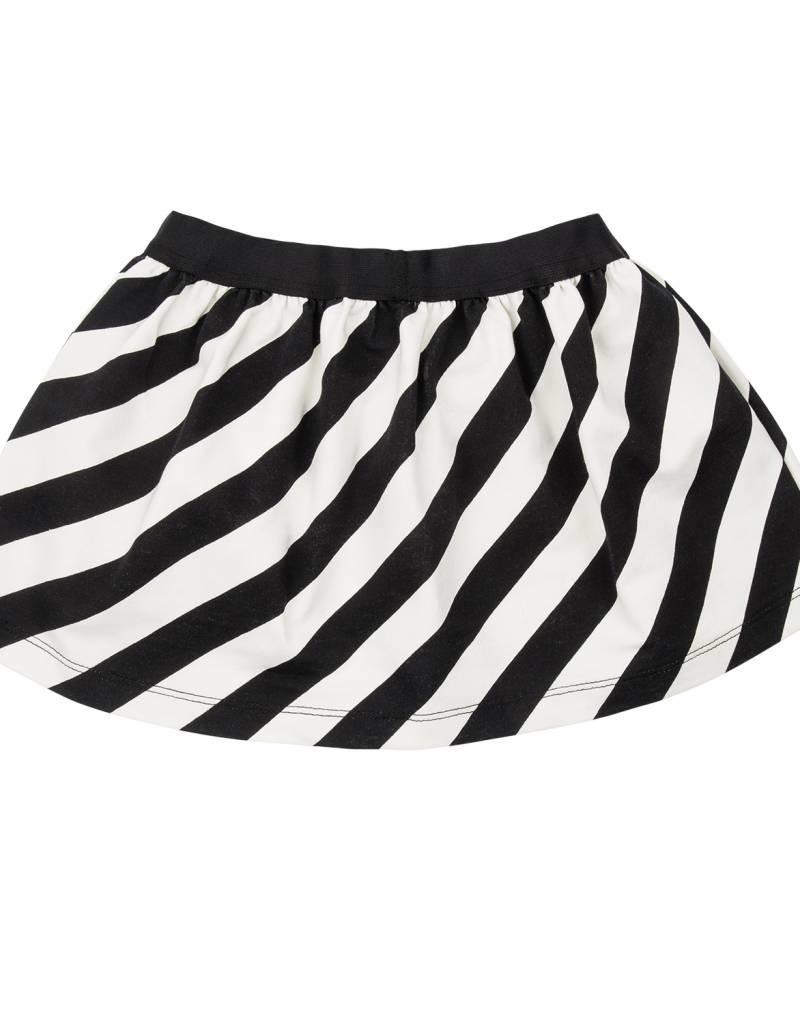 CarlijnQ CarlijnQ Electric zebra Rokje (Laatste maat 74/80)