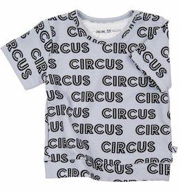 CarlijnQ CarlijnQ Circus lights sweater t-shirt (Laatste! 74/80)