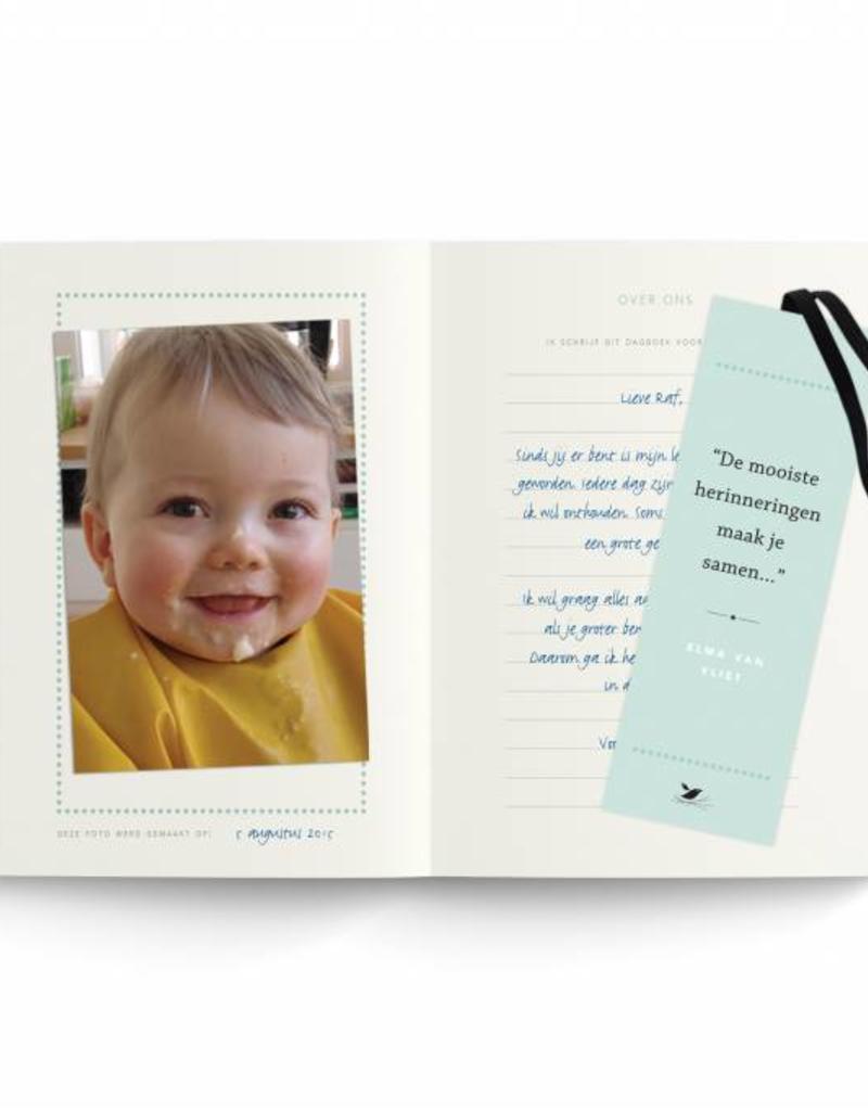 Elma van Vliet Dagboek voor mijn zoon