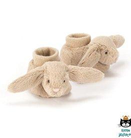 Jellycat Jellycat - Bashful Beige Bunny Booties