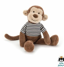 Jellycat Jellycat - Stripey Monkey