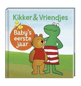 Kikker & Vriendjes - Baby's eerste jaar