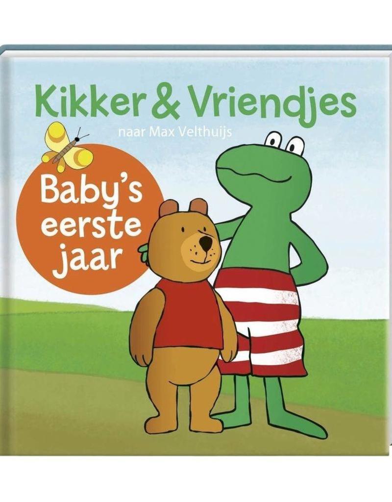 Kikker & Vriendjes Kikker & Vriendjes - Baby's eerste jaar