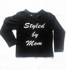 OUaPC OUaPC - Styled by Mom t-shirt L/S