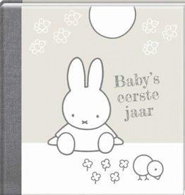 Nijntje Nijntje nieuw - Baby's eerste jaar zilver