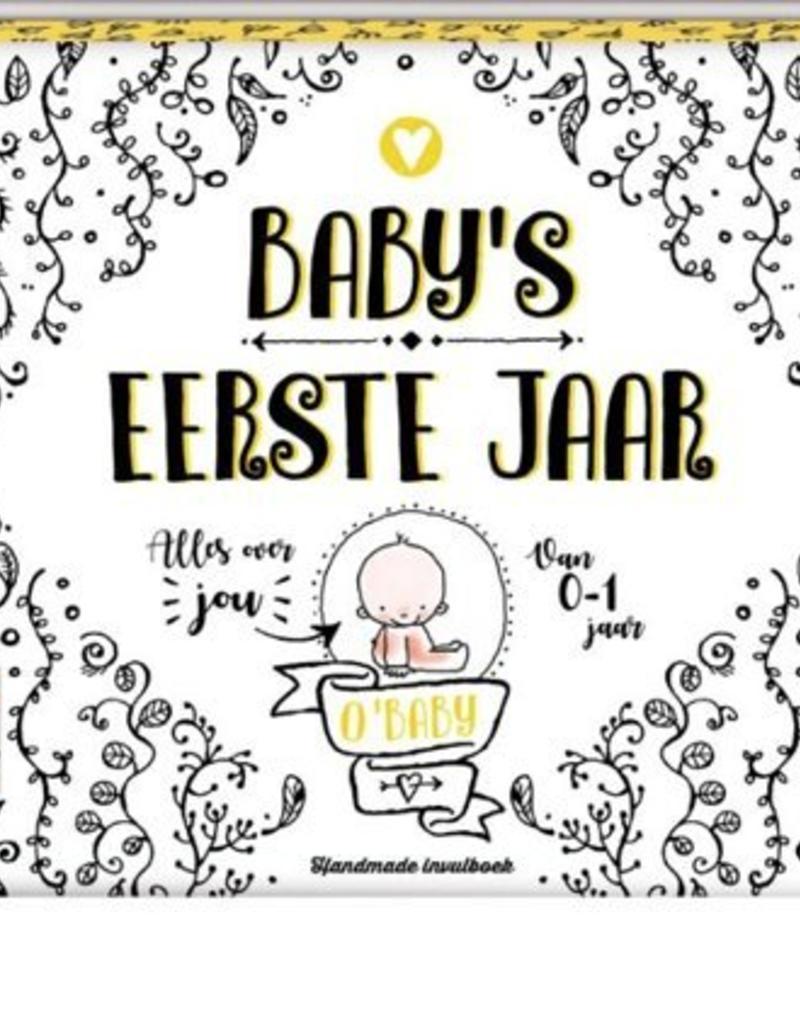 O'Baby by Pauline O'Baby by Pauline - Baby's eerste jaar
