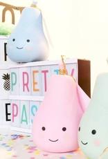 A Little Lovely Company A Little Lovely Company - Mini Peer Lampje Blauw