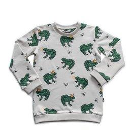 CarlijnQ | Nu -25% KORTING CarlijnQ Frog Sweater (Maat 62/68 en 74/80)