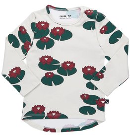 CarlijnQ CarlijnQ Waterlilly longsleeve drop back