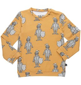CarlijnQ   Nu -25% KORTING CarlijnQ  Knighty sweater (Laatste! Maat 134/140)