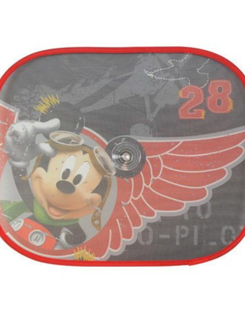 Disney Mickey Mouse Zonnescherm Zijruit 2 stuks