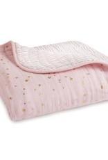 aden + anais aden + anais - Muslin Dream Blanket Metallic Primerose