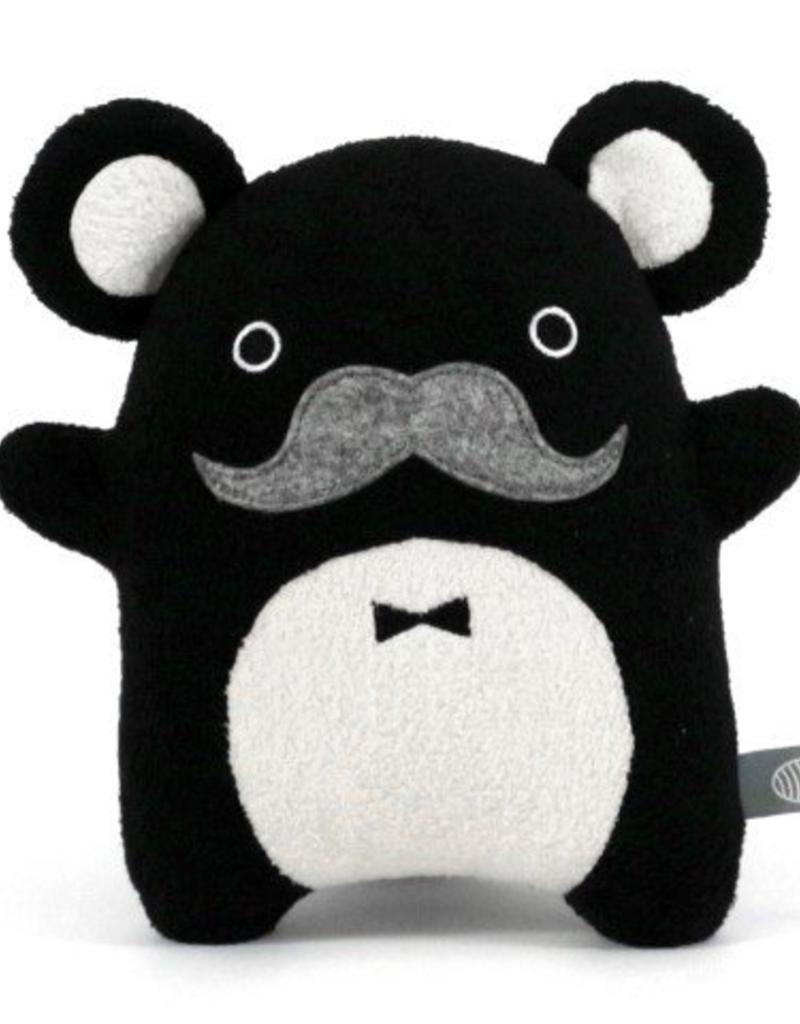 Noodoll Noodoll Ricepapa Knuffel Zwart Monster