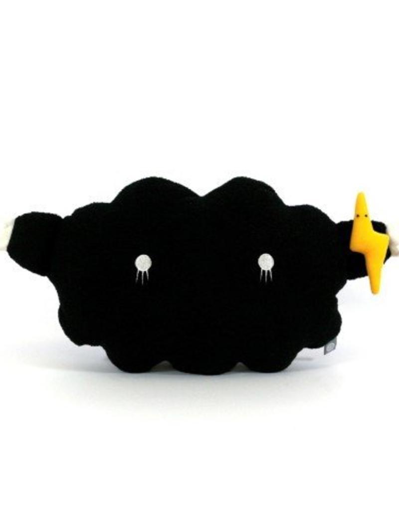 Noodoll Noodoll Wolkenkussen Medium Zwart