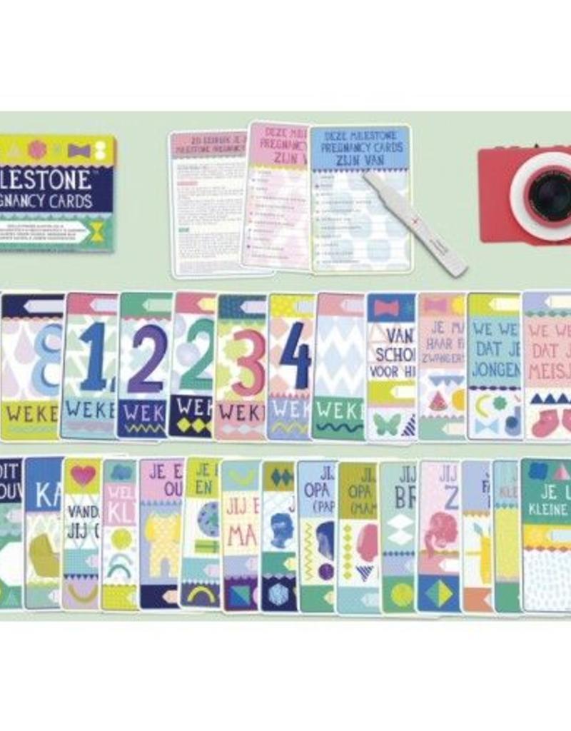 Milestone Cards Milestone Pregnancy Cards NL