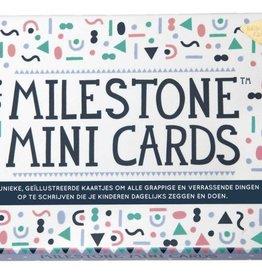 Milestone Cards Milestone Mini Cards (Laatste!)