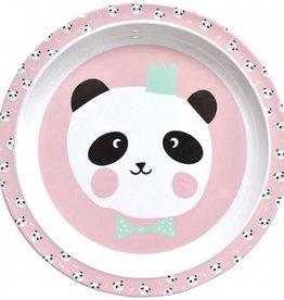 Eef Lillemor Eef Lillemor melamine bordje Panda