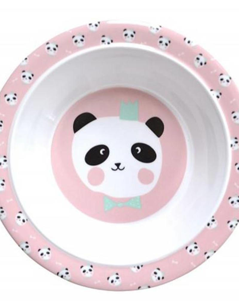 Eef Lillemor Eef Lillemor melamine kommetje King Panda