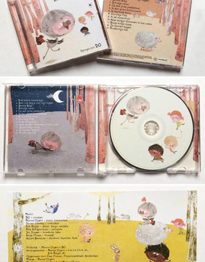 CD Zangeres Do, Drie kleine kleutertjes en een dappere Dodo