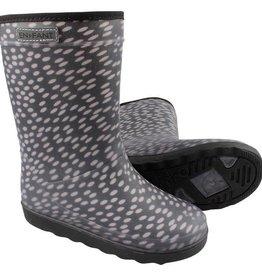 En-Fant En-Fant laarzen Zwart Dots (Limited Edition) Laatste, maat 21