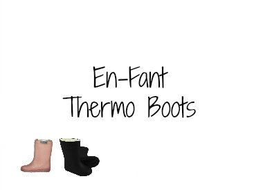 En-Fant Thermo Boots