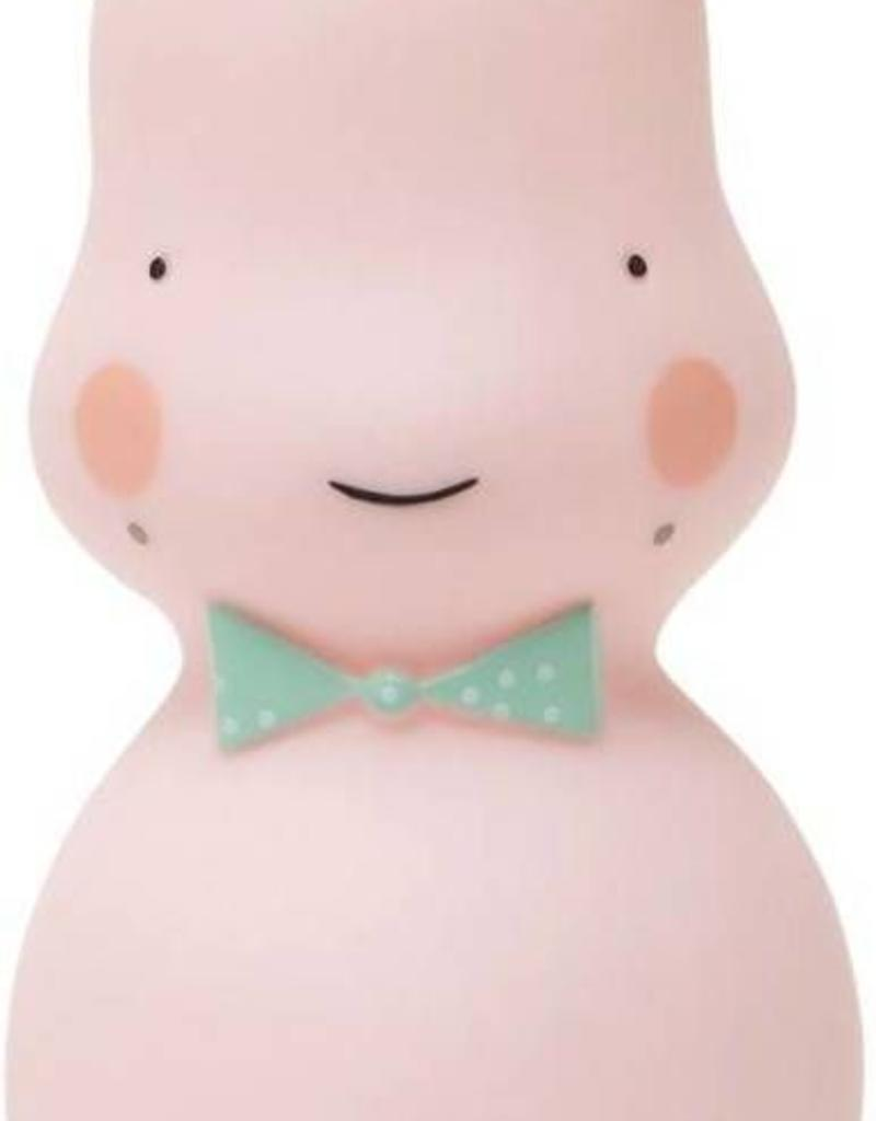 Eef Lillemor Eef Lillemor Hippo nachtlampje Roze