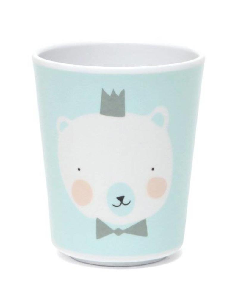 Eef Lillemor Eef Lillemor melamine kopje Polar Bear