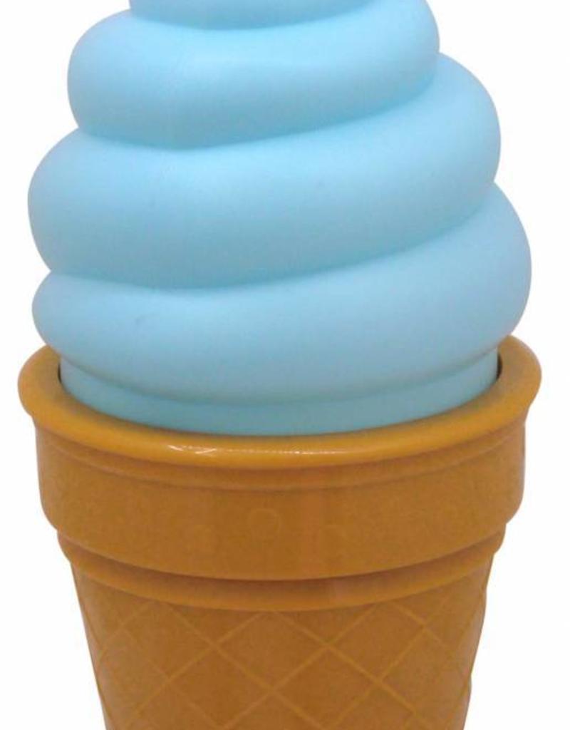 A Little Lovely Company A Little Lovely Company - Ice cream lamp Blauw (ijscolamp)