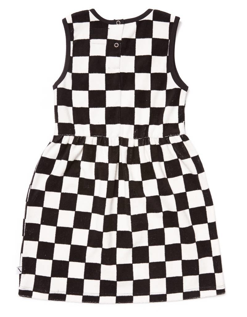 CarlijnQ   Nu -25% KORTING CarlijnQ Checkers Tanktop dress